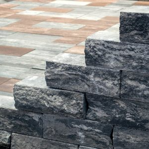 Фото блоки з каменю. Салон тротуарної плитки «Melius» у Вінниці