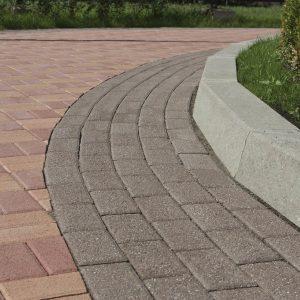 Тротуарна плитка у Вінниці Фото