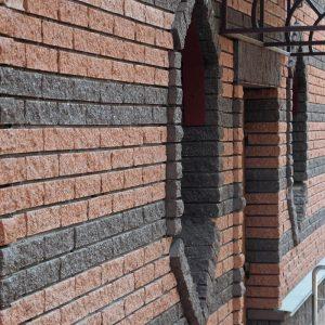 Фасадна плитка Фото Елементи дизайну. Салон тротуарної плитки «Melius» у Вінниці