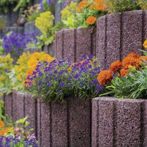 Бетонні клумби для квітів. Салон тротуарної плитки «Melius» у Вінниці Фото