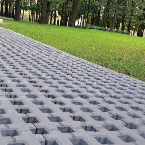 Фото екоплитка тротуарна у парку. Салон тротуарної плитки «Melius» у Вінниці