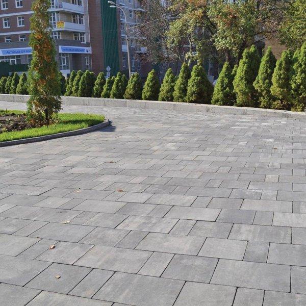 Фото Тротуарна плитка Лайнстоун-20 від салону тротуарної плитки «Melius» Вінниця