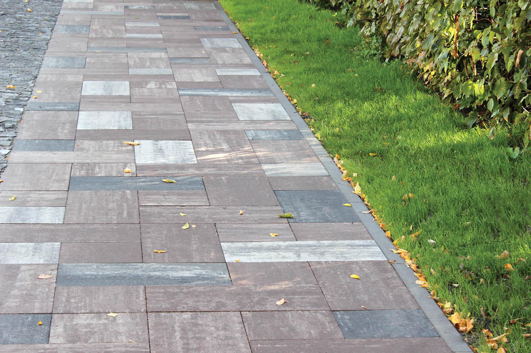 Купить тротуарную плитку в Виннице от салона тротуарной плитки «Melius»