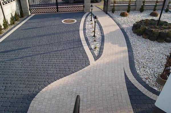 Тротуарная плитка в Виннице от салона тротуарной плитки «Melius»