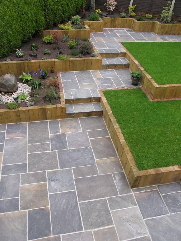 Садовые дорожки от салона тротуарной плитки «Melius» Винница