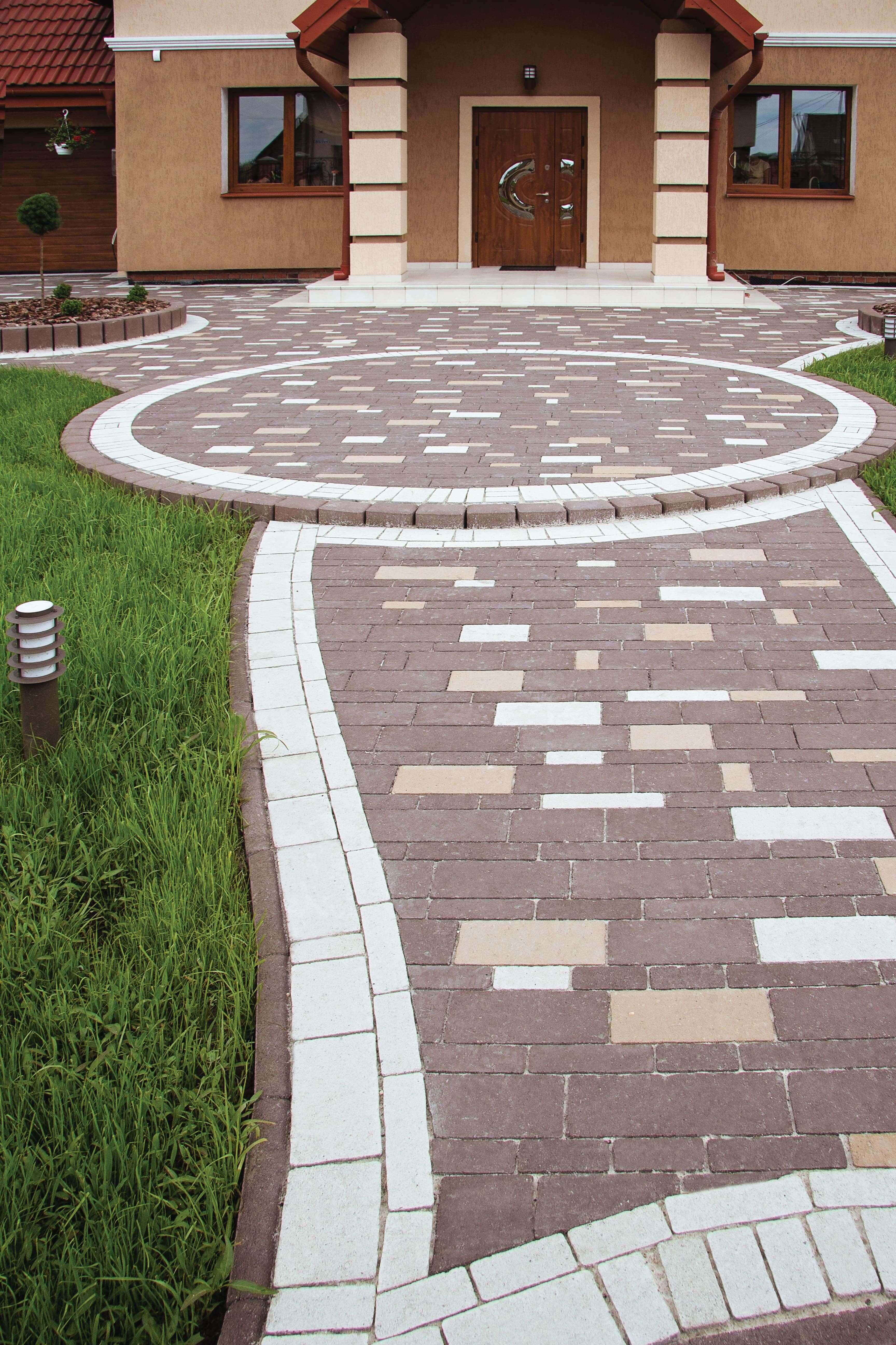 Тротуарная плитка от салона тротуарной плитки «Melius» Винница