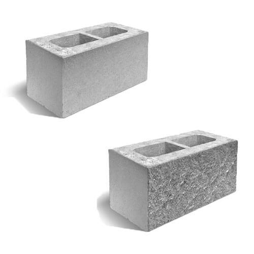 Блок пустотілий 390х190х190 Фото від салону тротуарної плитки «Melius» Вінниця