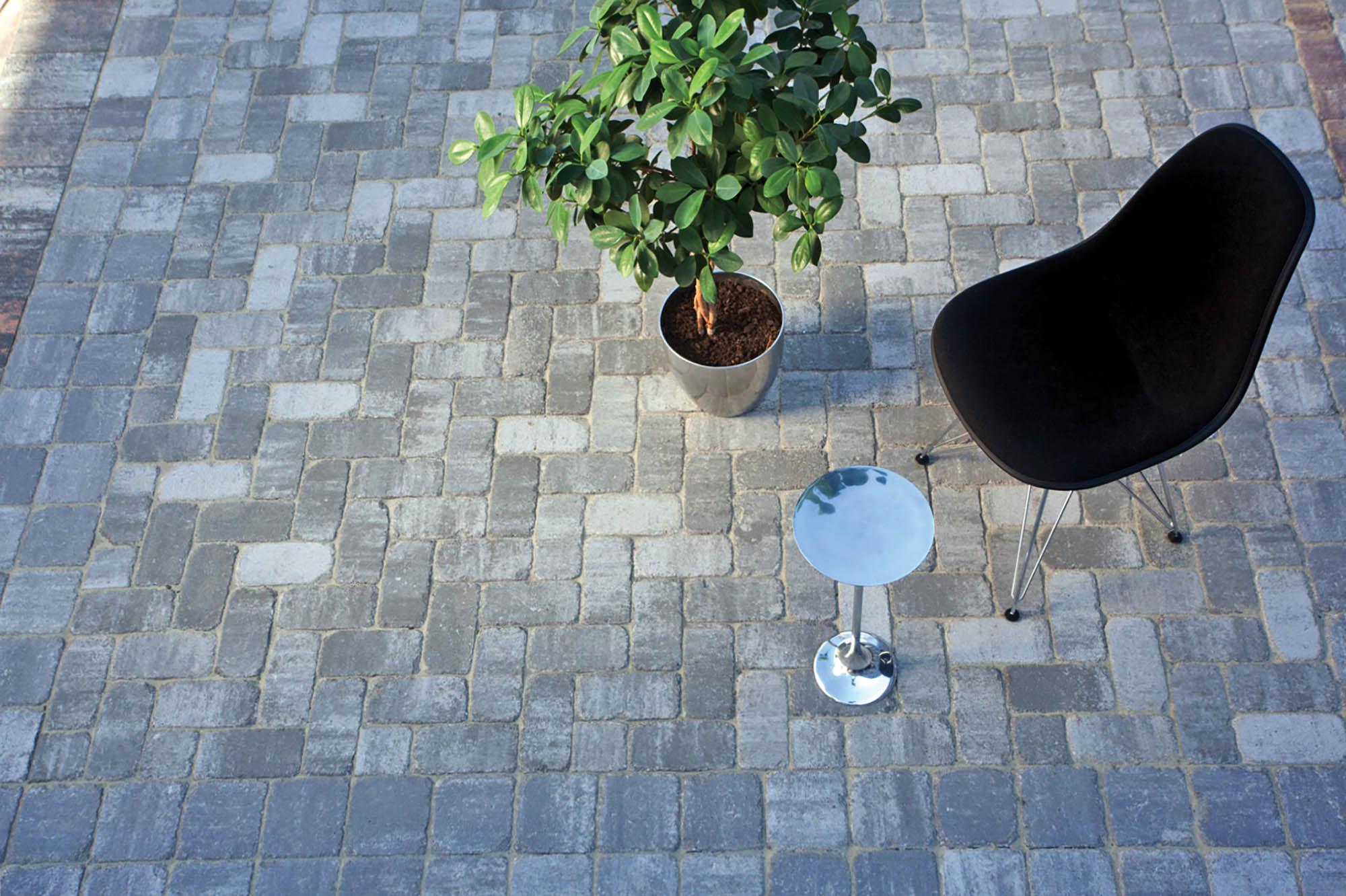 Тротуарна плитка Вінтажна від салону тротуарної плитки «Melius» Вінниця