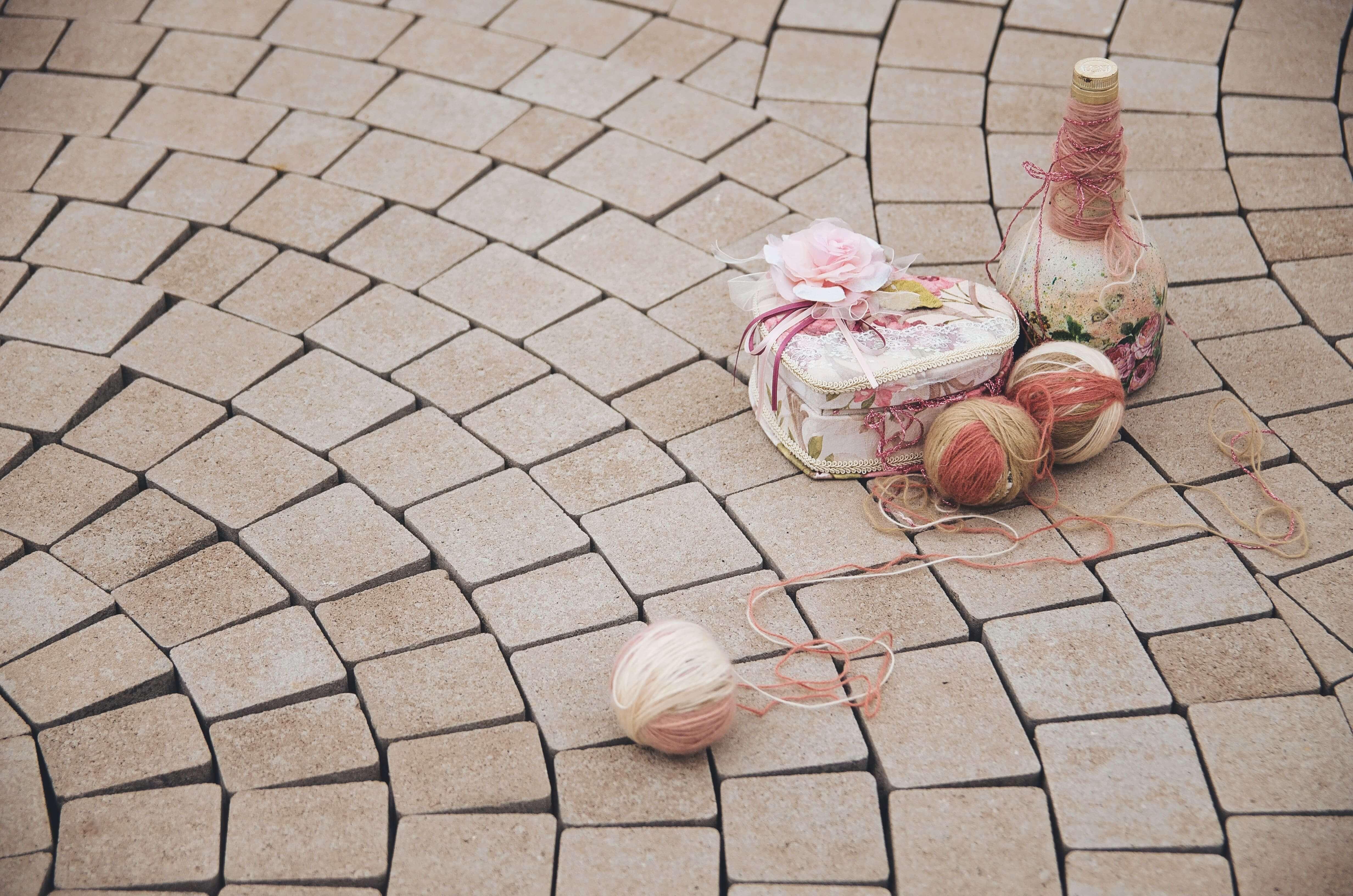 Брущатка Бесшовная от салона плитки тротуарной Мелиус Винница Фото