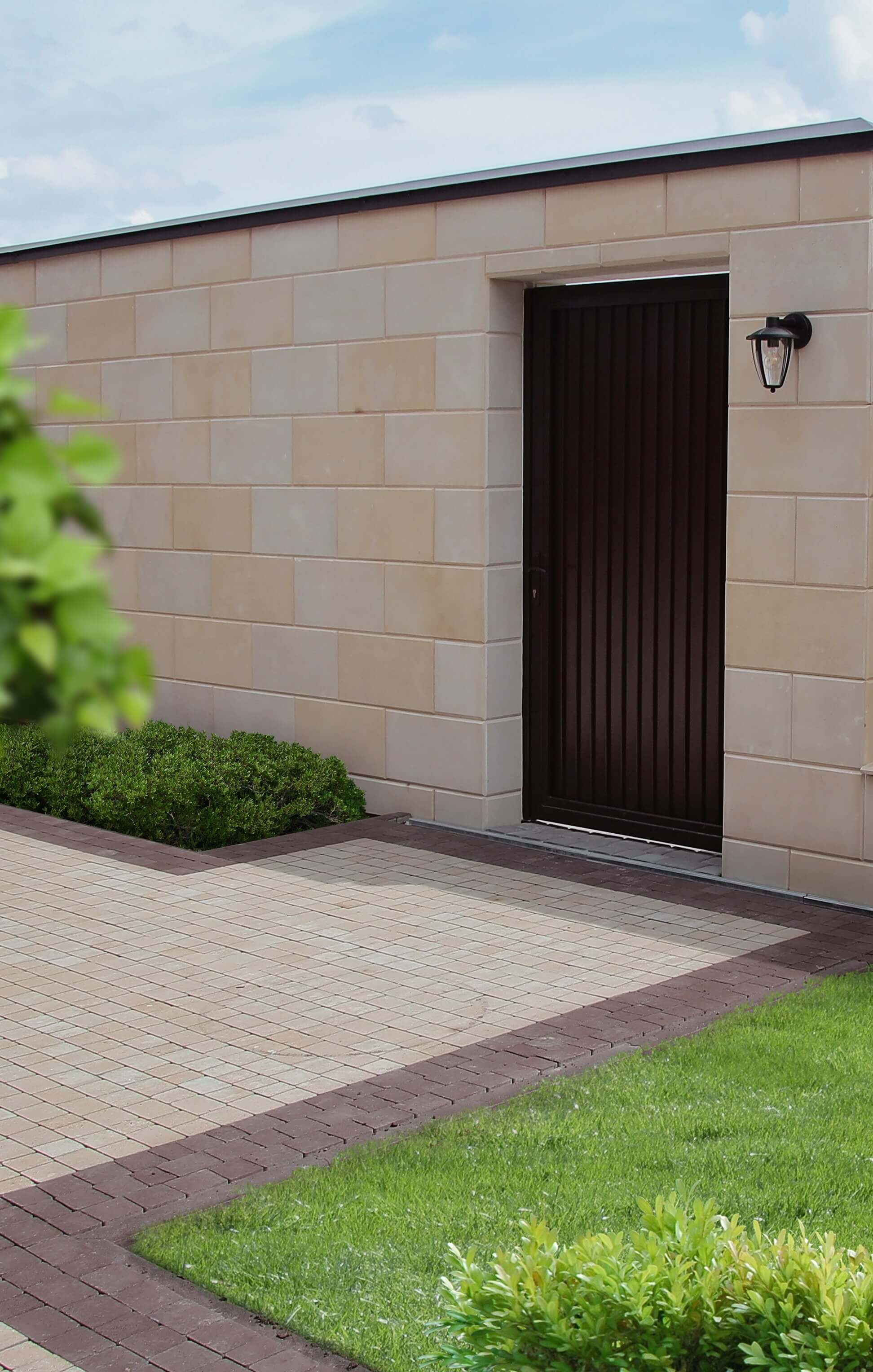 Брущатка для садовой дорожки от салона плитки тротуарной Мелиус Винница Фото