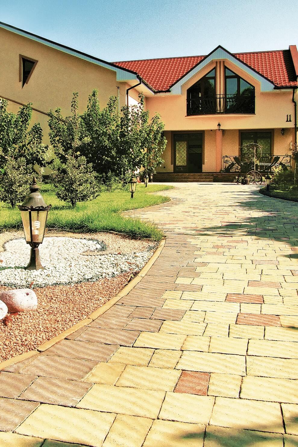 Магма Брущатка от салона плитки тротуарной Мелиус в Виннице Фото